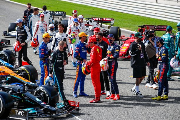 F1-kausi käynnistyy tänä viikonloppuna Bahrainissa.