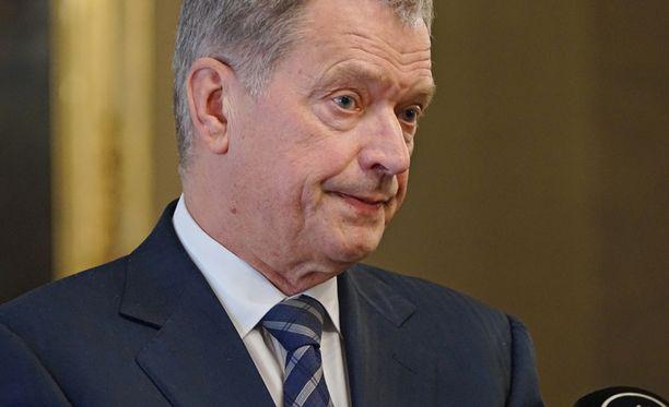 Presidentti Sauli Niinistön viesti käännettiin väärin Venäjällä.