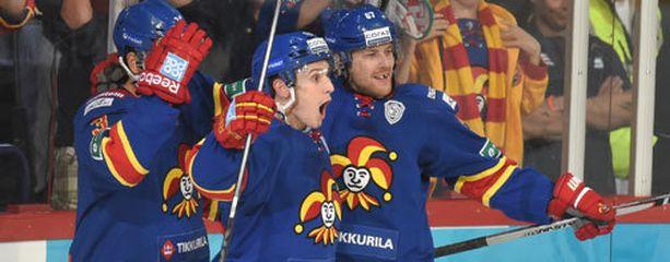 Nappaako Jokerit toisen KHL-voittonsa tänään illalla?