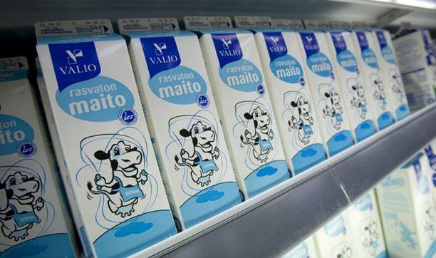 Valion maitoa saa jatkossakin Prismoista.