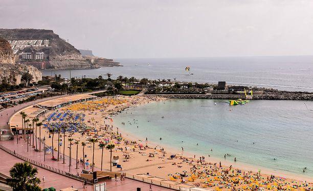 Vai kutsuuko Gran Canaria kovemmin?