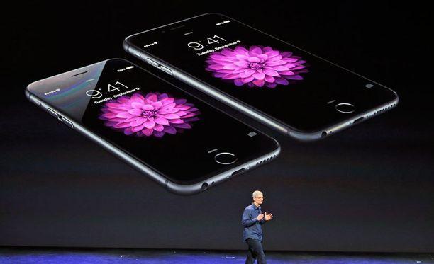 Apple esitteli puhelinuutuutensa syyskuun alussa.