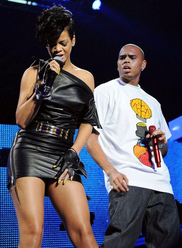 19-vuotias Chris Brown on myöntänyt pahoinpitelyn.