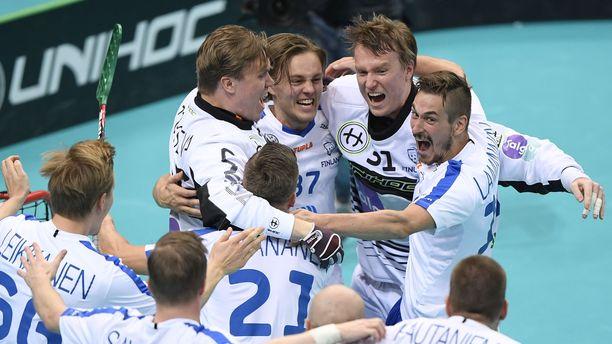 Riemu repesi, kun summeri soi ja ratkaisi Suomen maailmanmestaruuden.