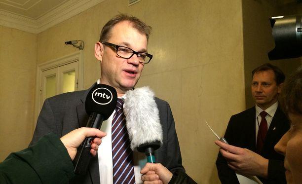 Pääministeri Juha Sipilä haluaa käsitellä kehysriihessä toimenpiteitä eriarvoistumisen ehkäisemiseksi.
