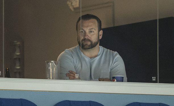 Jussi Salonojan Espoo United ehti pelata kaksi kautta Mestiksessä.