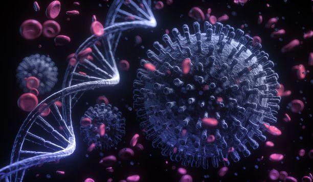 Koronaviruksessa tapahtuu jatkuvasti pieniä muutoksia.