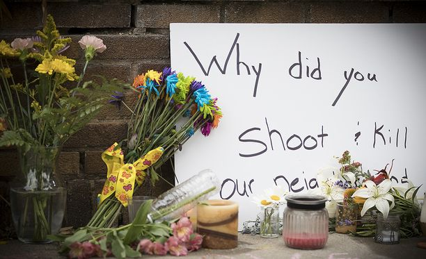 Justine Damond sai surmansa poliisin ammuttua häntä.