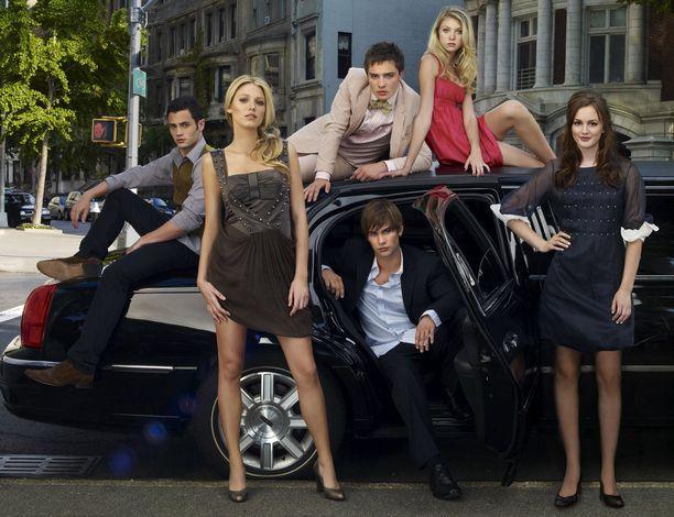 Gossip Girl ilmestyi 6 tuotantokauden ajan vuosina 2007–2012.