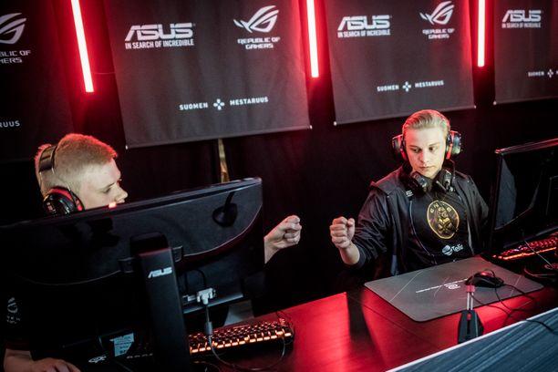 CS-joukkue ENCE eteni sensaatiomaisesti finaaliin Katowicen Major-turnauksessa.