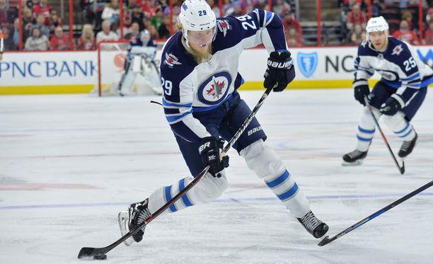 Winnipeg Jetsin Patrik Laine teki NHL:ssä 80 maalia ennen kuin täytti 20 vuotta. Nyt Laineesta povataan NHL:n seuraavaa maalikuningasta.