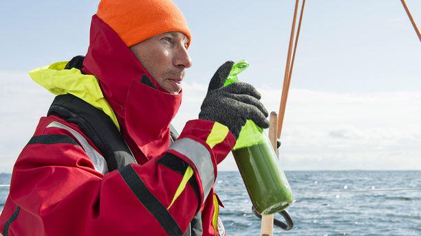 Ari Huuselan purjehdusura huipentuu maapallon ympäri -kisaan.