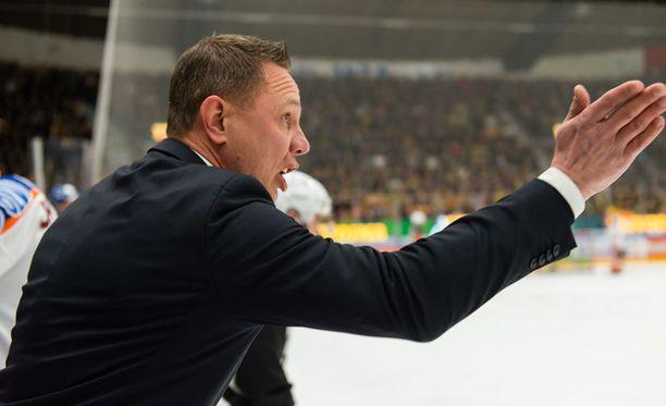 Jussi Tapolan Tappara tasoitti otteluvoitot.