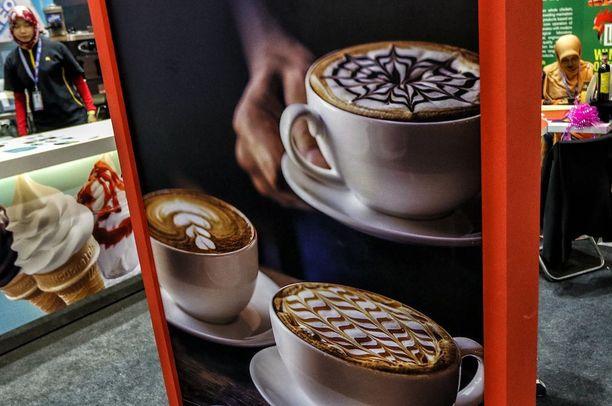 Kahviakin pitää juoda kohtuudella.