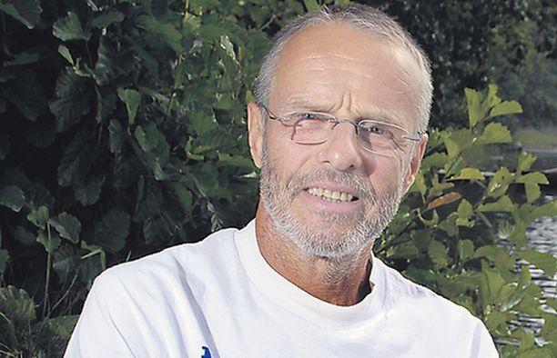 – Kansainvälisiin kisoihin pitää mennä tosissaan taistelemaan, Lasse Virén sanoo.