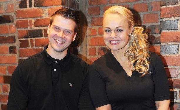 Janne ja Taina Ojaniemi menivät Seiskan mukaan naimisiin kesällä.