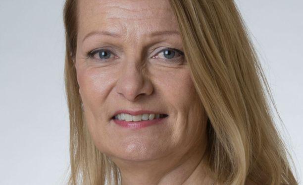 Ulkomaankauppa- ja kehitysministeri Lenita Toivakka kävi joulukuussa Irakissa vienninedistämismatkalla.