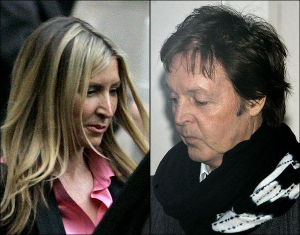 Heather Mills ja Paul McCartney neuvottelevat salassapitosopimuksesta, joka kieltäisi Heatheriä puhumasta suhteesta julkisuudessa.
