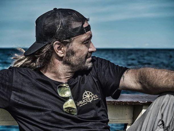 Sukellusopettaja Mikko Paasi on aiemminkin ollut auttamassa katastrofialueilla, mutta ei näin mittavassa operaatiossa.