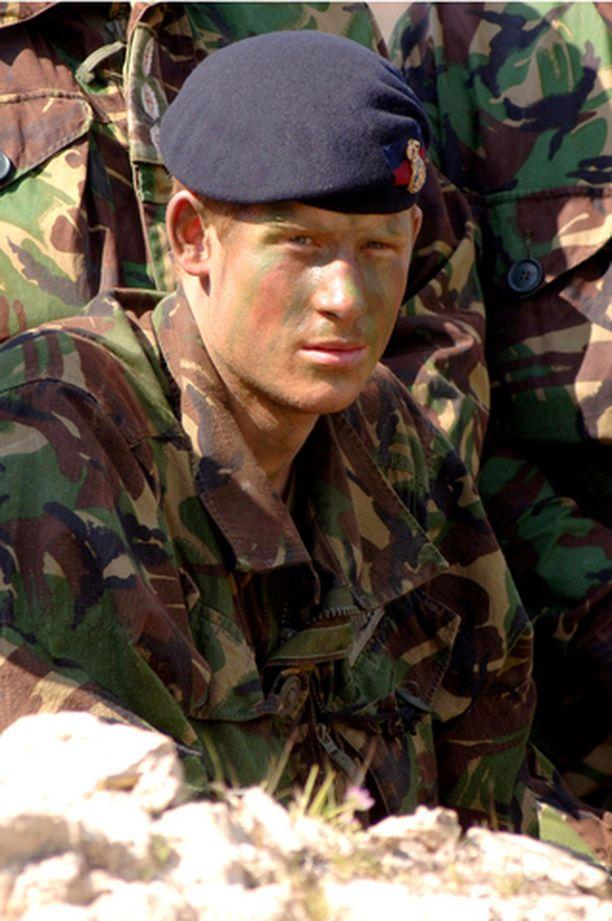 Prinssi Harry hinkuisi ulkomaankomennukselle.
