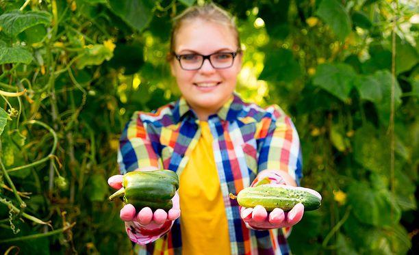 Kolmannes suomalaisista kokee puutarhanhoidon tärkeäksi harrastukseksi.