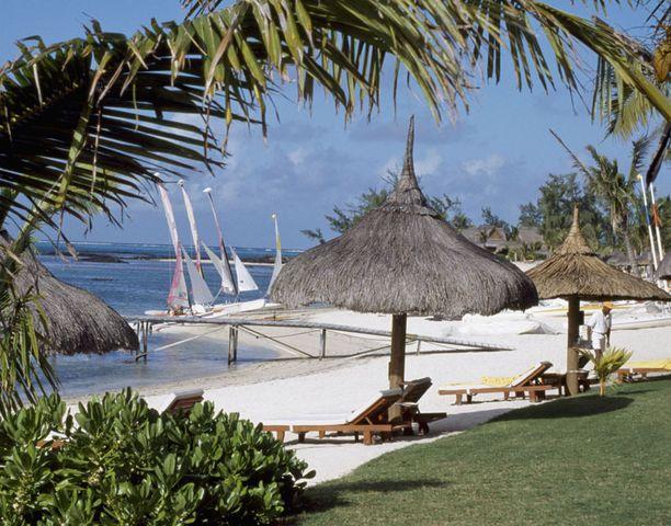 MAURITIUS Mauritius saattaa olla hääparin lemmenloman kohde.