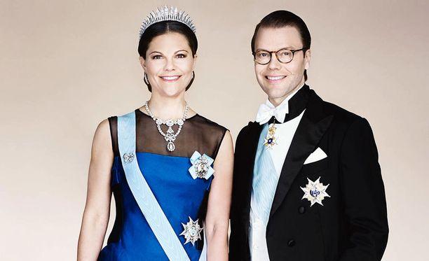 Ruotsin kruununprinsessa Victorian Daniel-puoliso ei ole syntyperältään aatelinen.