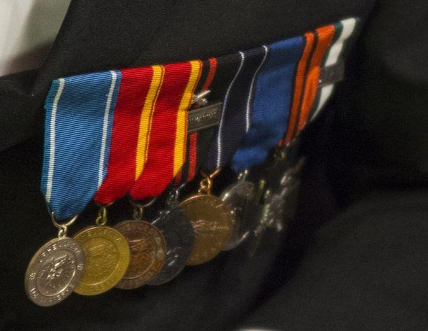 Sotiemme veteraanit -keräys on järjestetty jo 11 vuoden ajan.