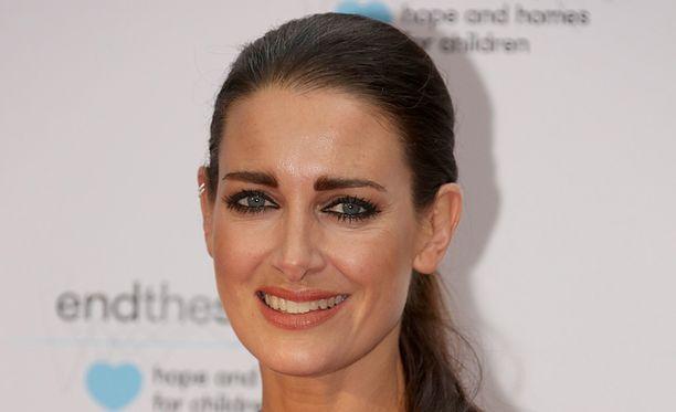 Kirsty Gallacher on ollut yksi Sky Sports -kanavan kasvoja.