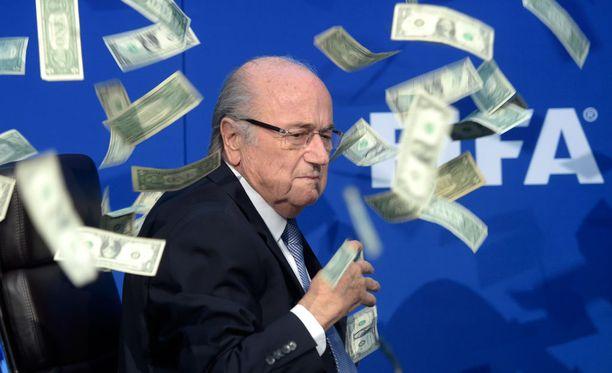 Sepp Blatter antoi haastattelun La Nacion -lehdelle.