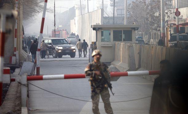 Afganistanissa tehtiin myös joulupäivänä itseurhaisku, jossa kuoli kolme ihmistä. Iskuista on tullut maassa valitettavan yleisiä.