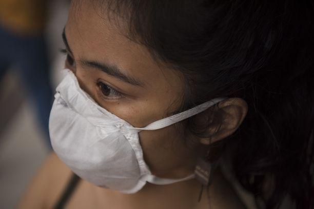 Koronavirus on tappanut enemmän ihmisiä kuin vuosien 2002–2003 sars-epidemia.