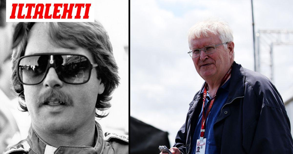 Keke Rosbergin: Tuntui, että tätä täytyy saada lisää