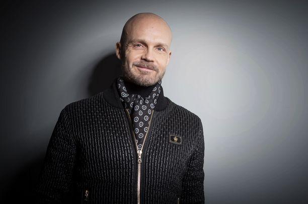 Juha Tapiolla on edessään sapattivuosi.