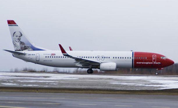 Norwegianin koneiden pyrstöissä on nähty useita pohjoismaalaisia merkkihenkilöitä.