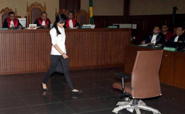 Erikoinen murhatapaus on saanut paljon medianäkyvyyttä Indonesiassa.
