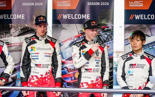 Kalle Rovanperän suunnitelmat uusiksi: Toyota perui testit ennen Ruotsin rallia – Jari-Matti Latvala pääsee silti Yariksen rattiin