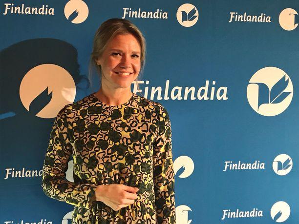 Sonja Kailassaari on kaksikielinen.