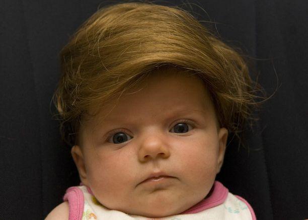Donald Trump -peruukki.