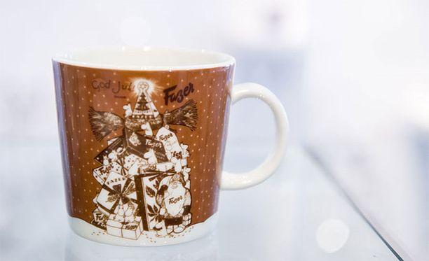 Juotko kahvisi tästä kupista? Vuoden 2005 muumimukin suosio ei vain laske - myytiin 950 eurolla