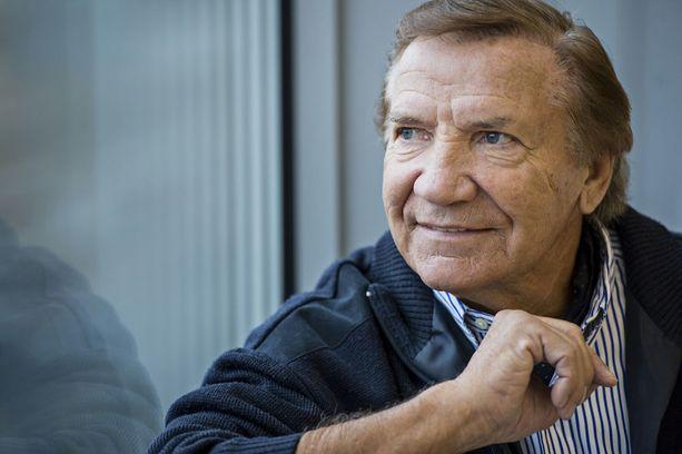 Eino Grönistä tulee tämän vuoden aikana sekä musikaali että kirja.