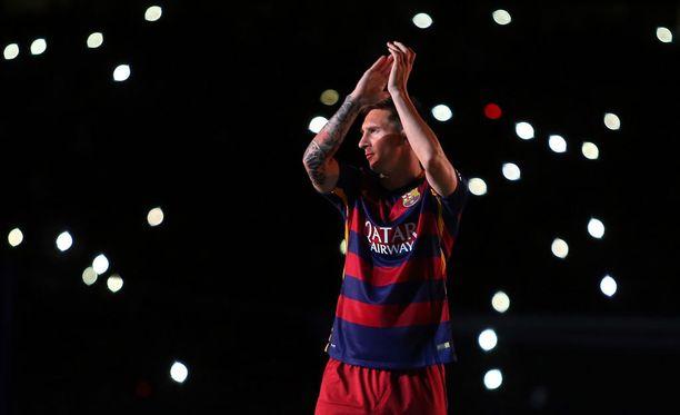 Lionel Messi on 21 nyytillä kaikkien aikojen maalintekijä El Clásicoissa.