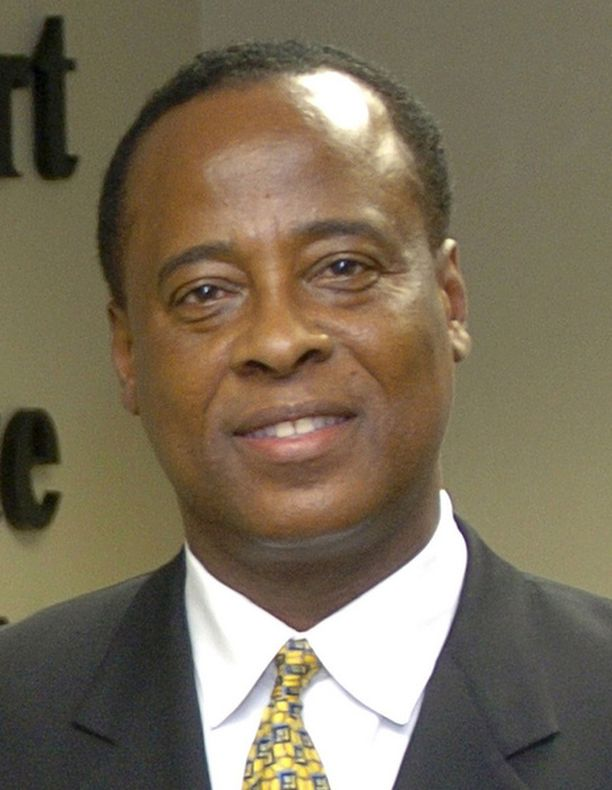 Lääkäri Conrad Murraya epäillään Michael Jacksonin taposta.