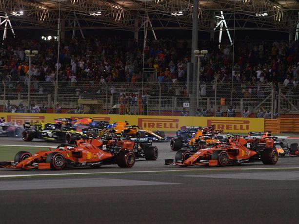 Bahrainissa on tarkoitus kilpailla F1-kauden 2020 toinen osakilpailu.