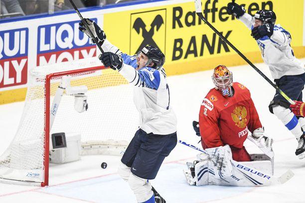 Suomi ja Venäjä on sijoitettu samaan alkulohkoon vuoden 2020 MM-kisoihin, mutta minkä joukkueen Leijonat kohtaa?