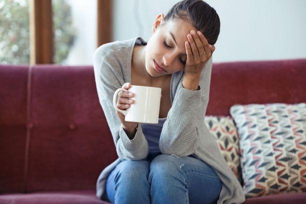 Toimintakykyä heikentävä ahdistuneisuus voi olla psykiatrisen sairauden oire.