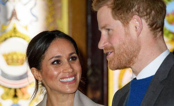Meghan Marklen ja prinssi Harryn häistä odotetaan suurta spektaakkelia.