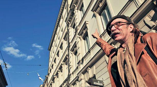 LÄHELTÄ LIIPPASI – Hengenlähtö oli lähellä, sanoo Pertti Virtanen.