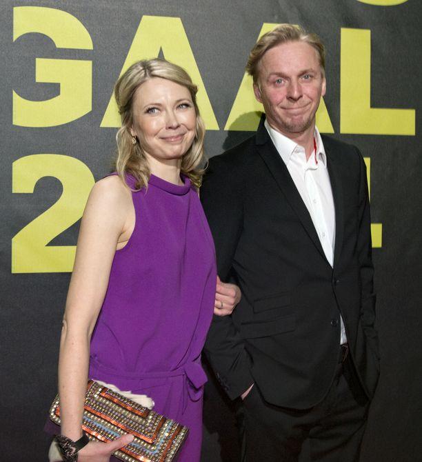 Teresa Meriläinen-Aho on naimisissa näyttelijä Eero Ahon kanssa. Heillä on vuonna 2016 syntynyt lapsi. Naimisiin he menivät kesällä 2017.