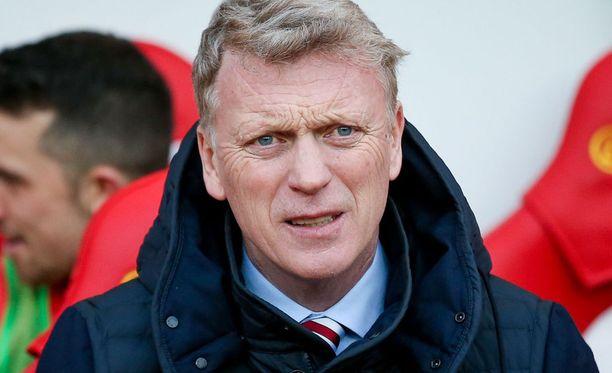 David Moyesin Sunderland on jumiutunut Valioliigan jumboksi.